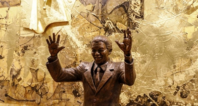 Statue of Nelson Mandela unveiled at UN headquarters