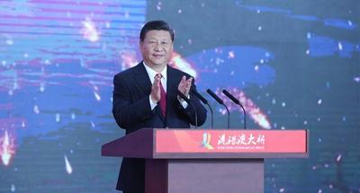 Xi announces opening of Hong Kong-Zhuhai-Macao Bridge