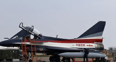 China announces roadmap for building stronger modern air force