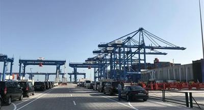 China's CSP, UAE's Abu Dhabi Ports launch new terminal
