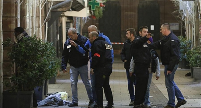 Death toll rises to 4 in Strasbourg shooting in France
