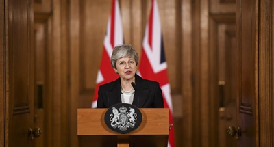 EU unwilling to accept May's 3-month Brexit delay