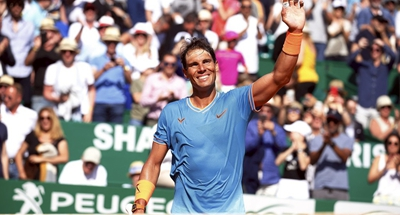 Nadal storms into last 16 at ATP Monte-Carlo Masters