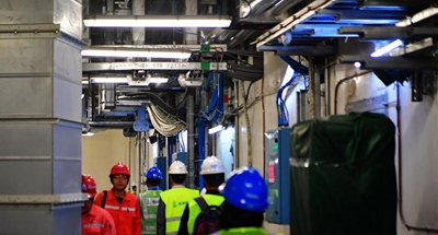 Cold functional test starts at China's first Hualong One nuclear project