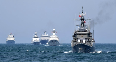 China concludes joint naval exercise with Southeast Asian countries