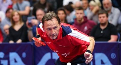 Belgian Jean-Michel Saive ends table tennis career