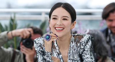 Chinese actress Zhang Ziyi poses during photocall at 72nd Cannes Film Festival
