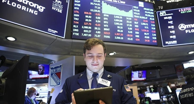 Wall Street rallies amid positive signs in trade