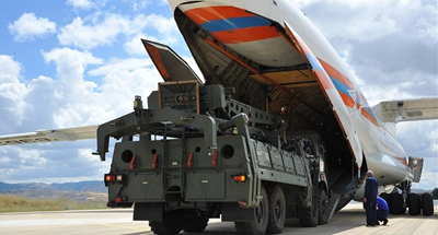 Turkey seeks peace, security by purchasing Russian S-400 system