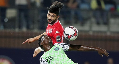 Nigeria down Tunisia 1-0 to finish 3rd at AFCON for 8th time