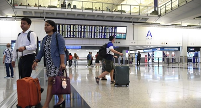 Operation of Hong Kong airport back to normal