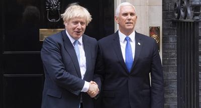 British PM says NHS