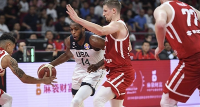 USA finish seventh after beating Poland at FIBA World Cup
