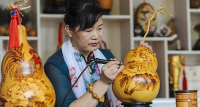 Cultural industry development promoted in Dacheng County, China's Hebei