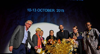 Documentary film festival opens in Frankfurt