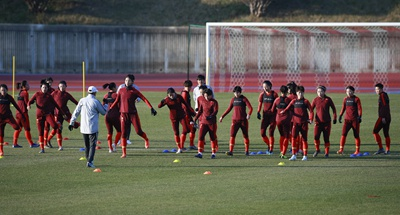 Olympic women's football qualifiers re-scheduled amid Team China quarantine
