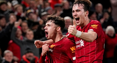 Liverpool youngsters reach FA Cup Round 5