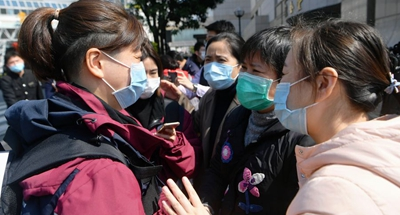 China's newly recovered coronavirus patients outnumber new infections for 3rd consecutive day