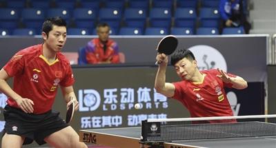 Samsonov ousts China's Lin at ITTF Qatar Open main draw
