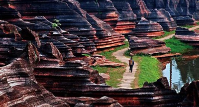China adds two parks to list of UNESCO Global Geoparks