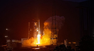 China launches new commercial telecommunication satellite