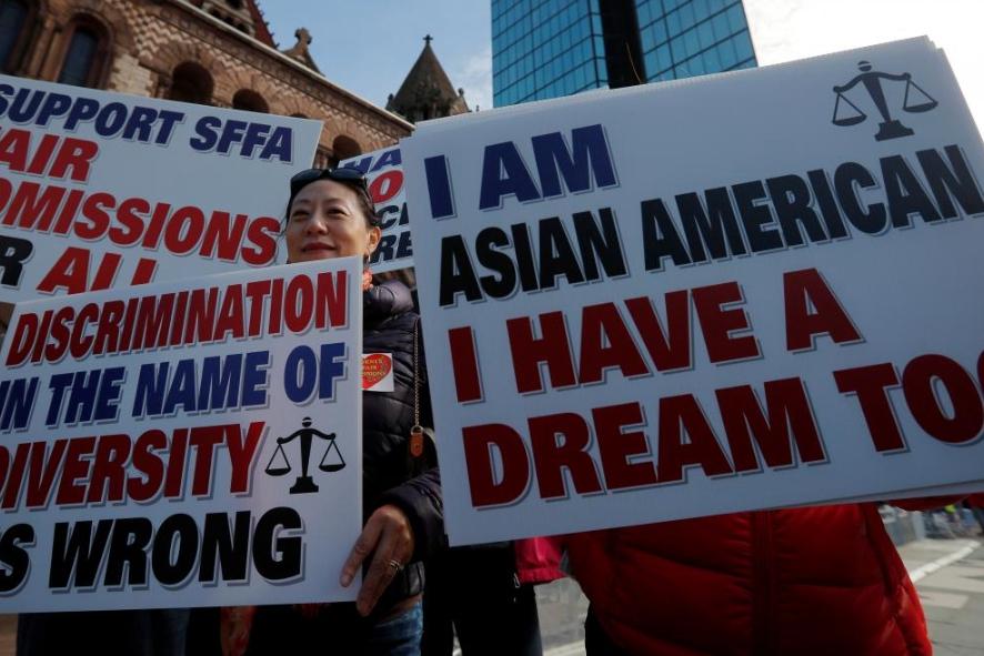 Harvard accused of bias against Asian-Americans at trial