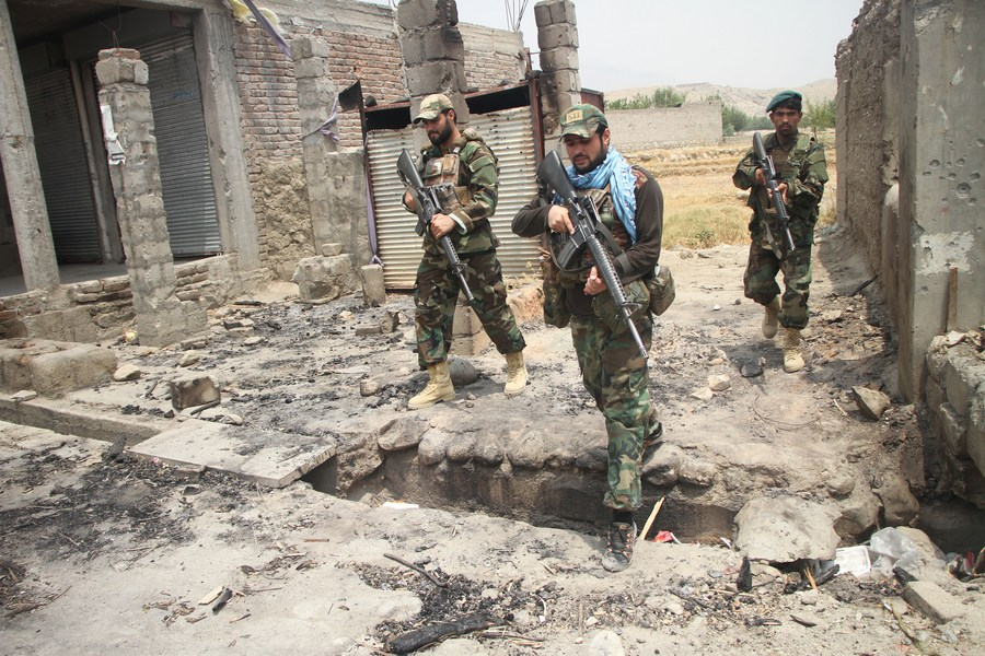 Taliban now control about half of Afghan district centers: U.S. general