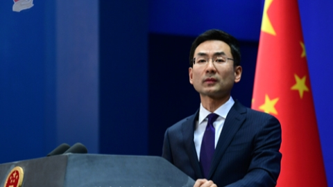 China urges comprehensive, accurate interpretation of its intelligence law