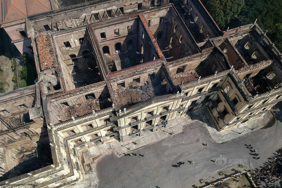 Losses from Brazil's museum fire incalculable