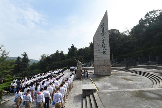 WWII victory anniversary commemorated in Nanjing, E China's Jiangsu