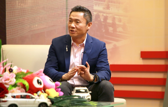 Wei Jianglei, Senior Vice President of Sina and General Manager of Sina Sports