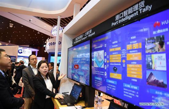世界港口大会在广州开幕