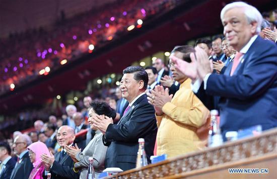 中国举办亚洲文明多样性嘉年华 2