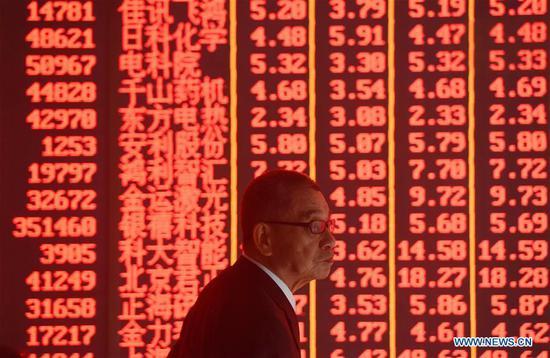 中国采取行动提高投资者信心,推动股市反弹
