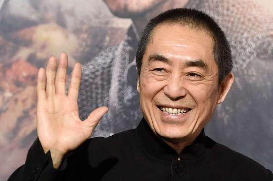 Zhang Yimou file photo