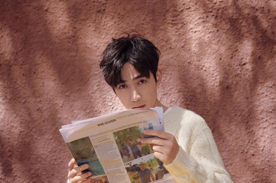 Chinese actor Zhu Yilong releases new fashion photos. [Photo/IC]Chinese actor Zhu Yilong releases new fashion photos. [Photo/IC]
