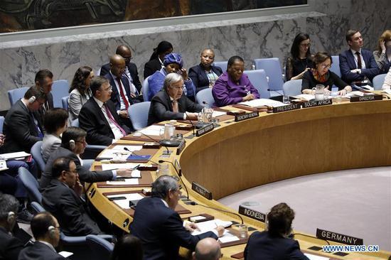 联合国安理会加强呼吁妇女参与和平进程