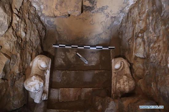 埃及出土的罗马时期墓穴 2