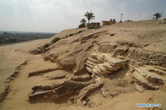 埃及出土的罗马时期墓穴 1