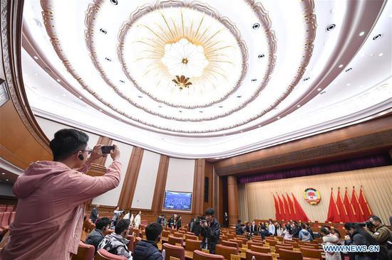 全国政协召开第一个开放日 3