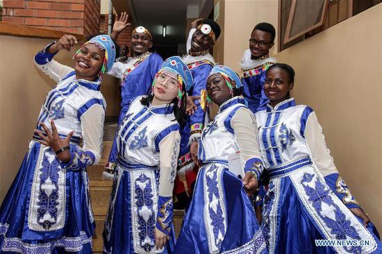 乌干达的汉语学习随着两国关系的发展而扎根