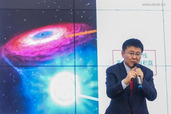 中国天文学家发现了意想不到的巨大恒星黑洞 5