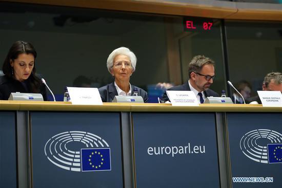拉加德表示,即将进行的欧洲央行战略评估将是彻底、开放的