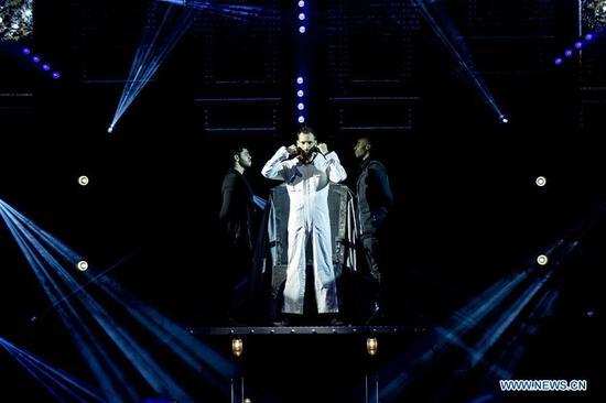 魔术表演魔术师重返纽约 2