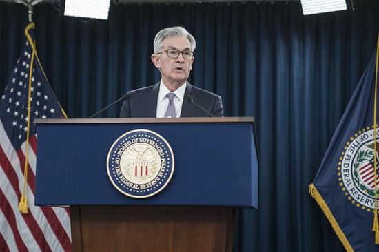 美联储保持利率稳定,暗示到2020年不会有变化