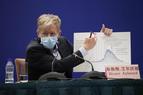 中国在阻断COVID-19人传人方面取得显著成效:中国世卫组织专家组