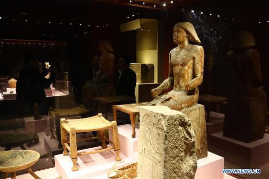 埃及在红海度假小镇胡尔加达开设新博物馆