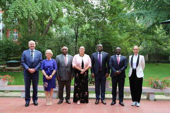 UN China-African Ambassadors' Dialogue in Beijing