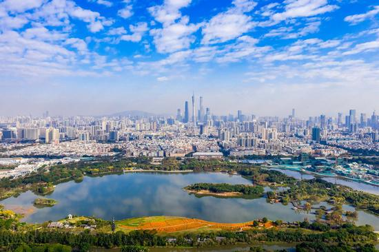 Restoring Earth, China on the move to achieve carbon neutrality, more biodiversity