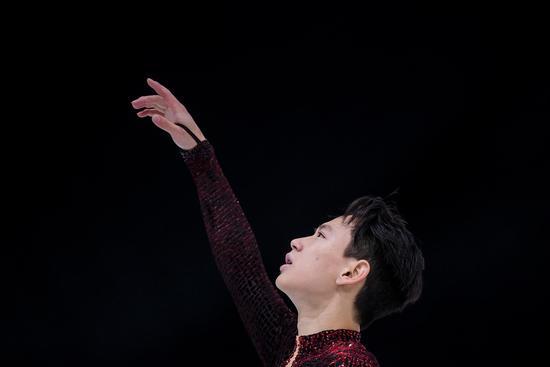 Denis Ten, Kazakhstan's 1st Olympic skating medalist